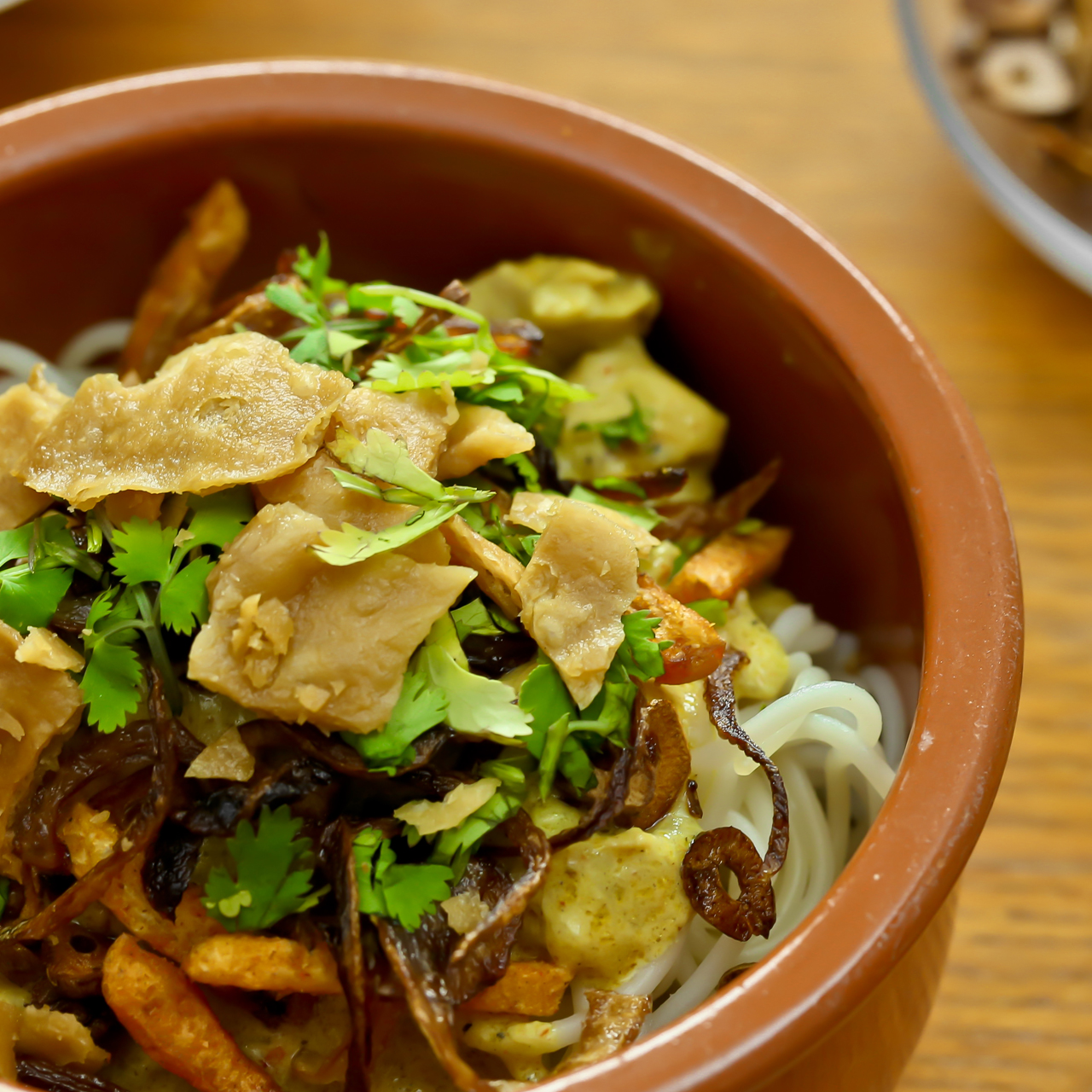 Burmese Khow suey
