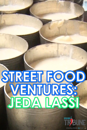 Street Food Ventures: Jeda Lassi