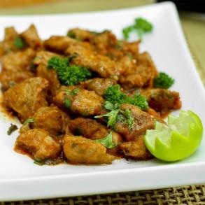 Thai Red Chilli Chicken