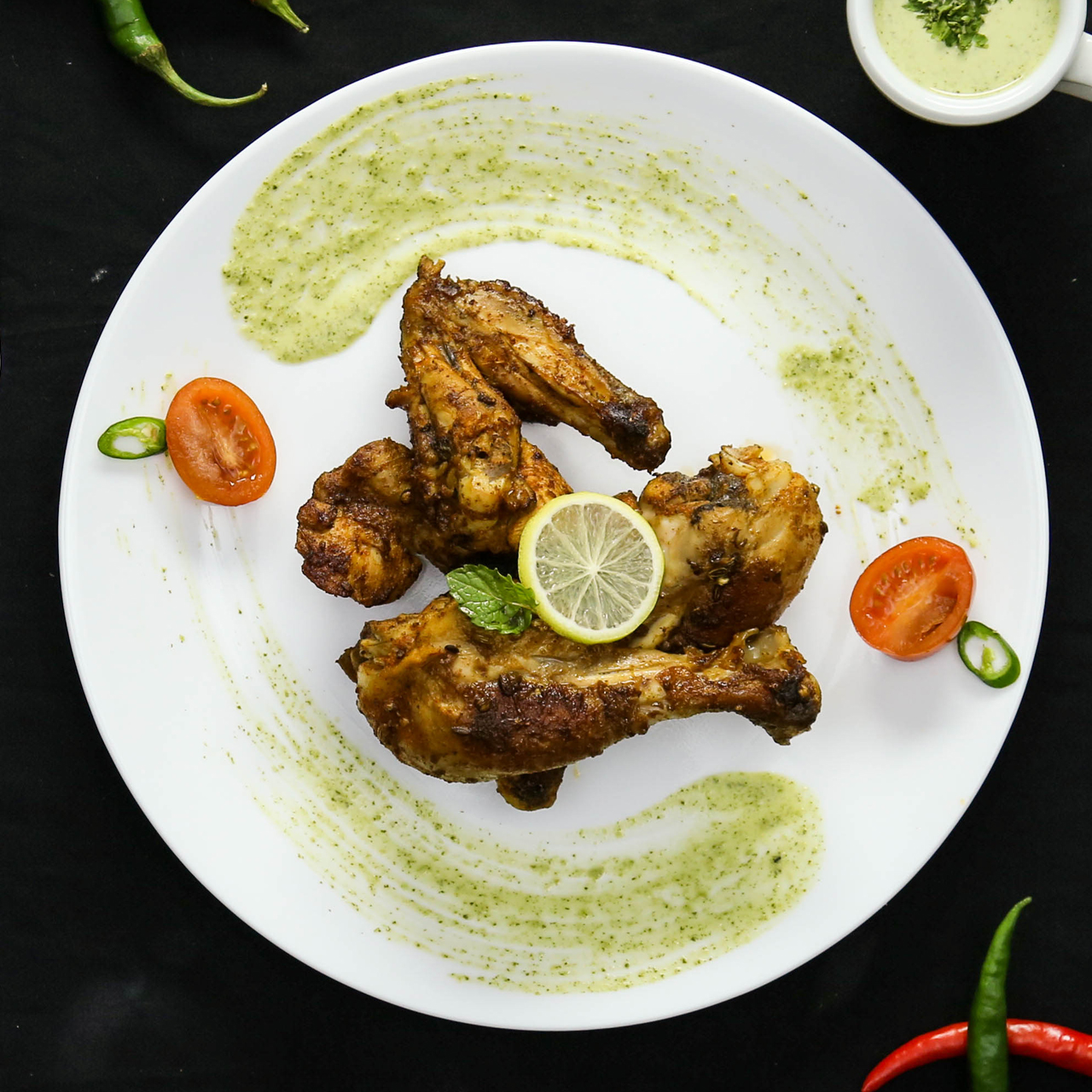 Harissa Chicken Roast