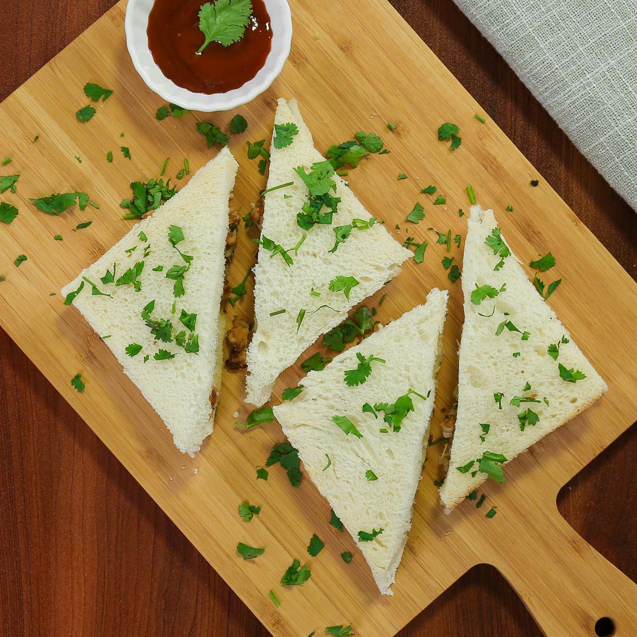 Chicken Cheese Sandwich