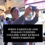 When Pakistani and Italian Cuisines Collide: Chef Kumale Visits Pakistan!