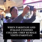 جب پاکستانی اور اطالوی پکوان ہم آہنگ ہوئے: اطالوی شیف وِٹوریو کاسٹیلانی کا پاکستان کا دورہ!