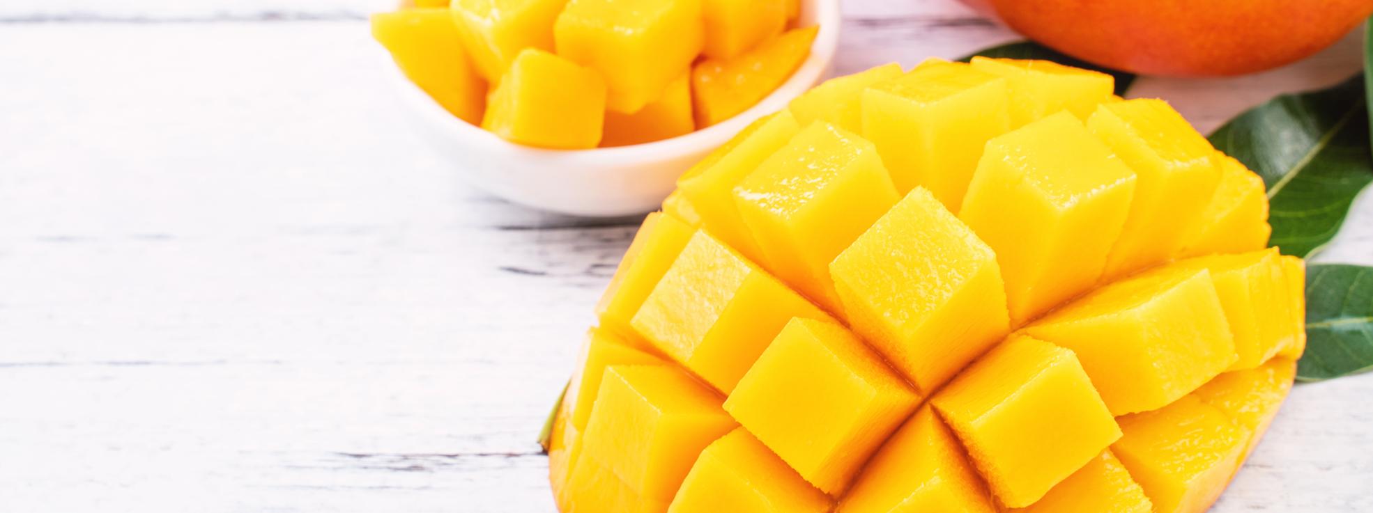 پھلوں کا بادشاہ آم