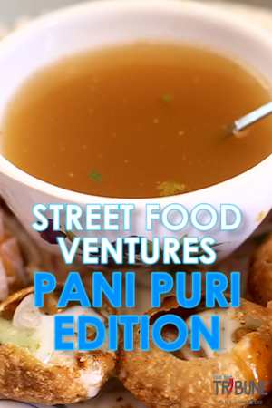 Street Food Ventures: Pani Puri Edition