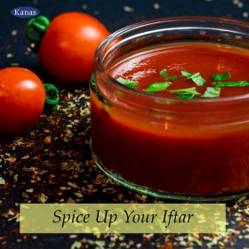 Spice up your Iftar with this irresistible Sriracha sauce by Kanas