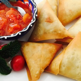 Chicken Samosa