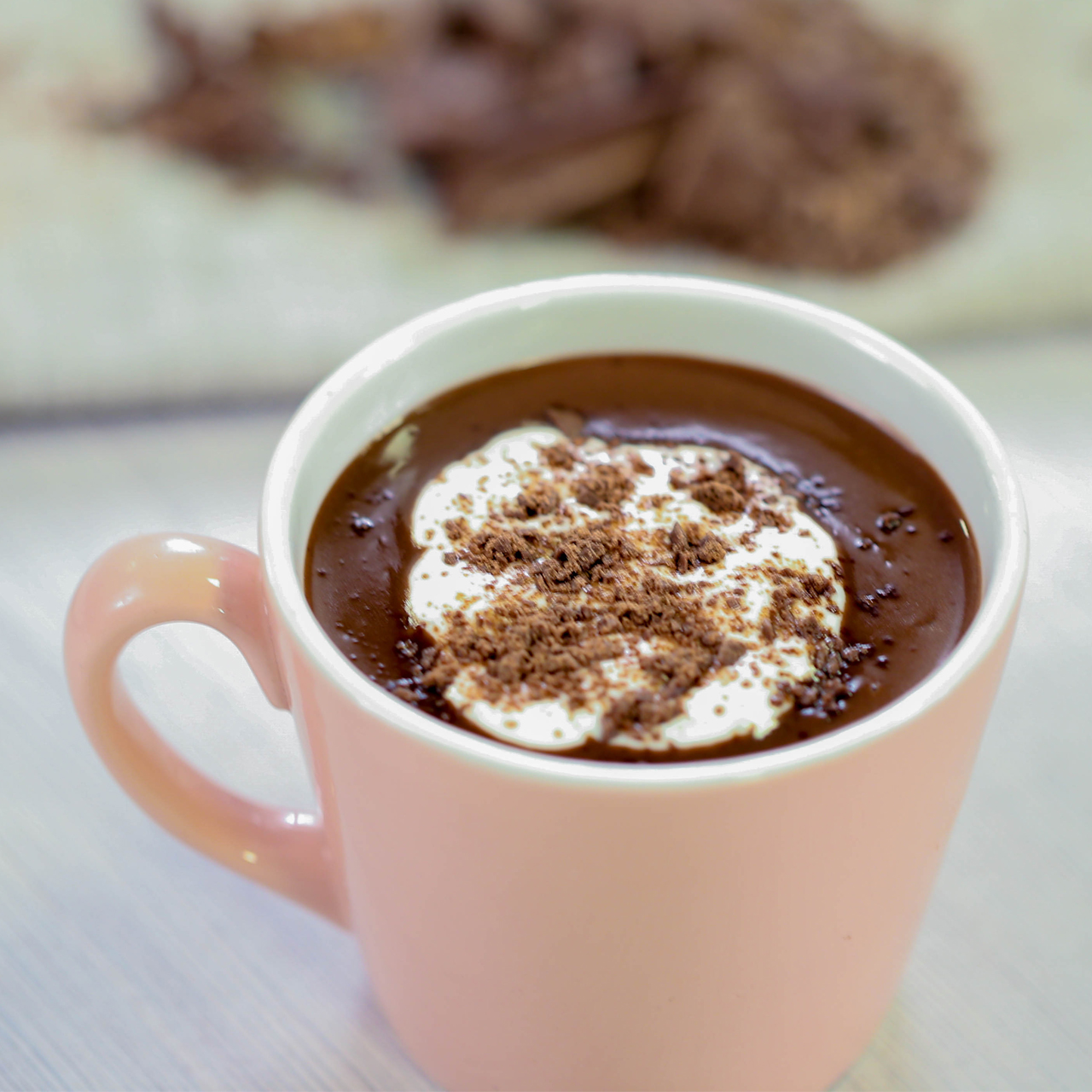 ہاٹ چاکلیٹ