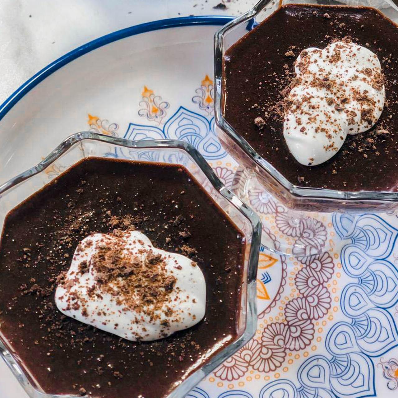 چاکلیٹ موس