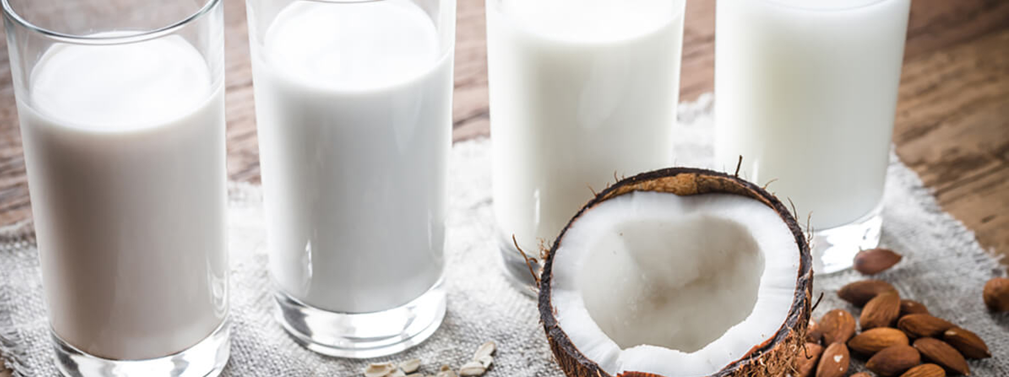 Lactose Intolerant? Alternatives To Your Dairy Milk