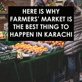 کراچی میں نامیاتی مصنوعات کا بازار ایک شاندار اضافہ
