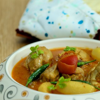 Chicken Aloo Salan