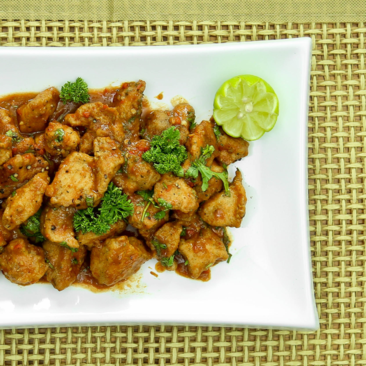 Thai Red Chilli Chicken