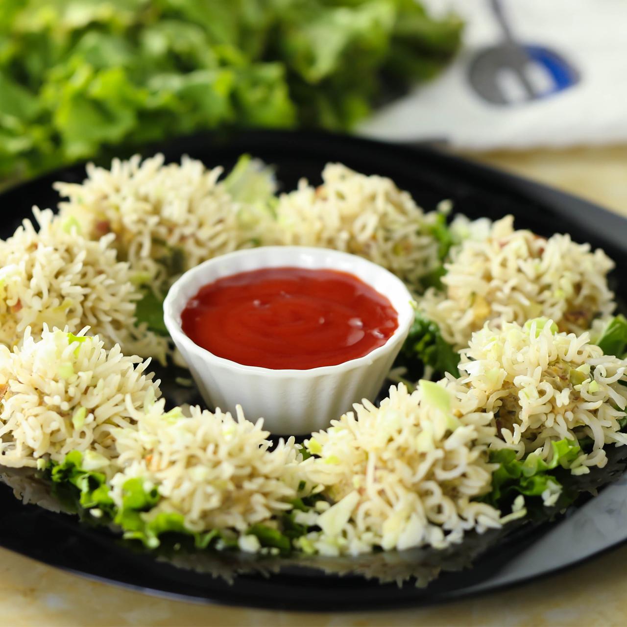 Chicken Rice Momos