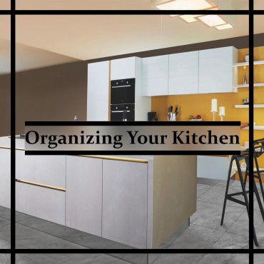 Organizing Your Kitchen