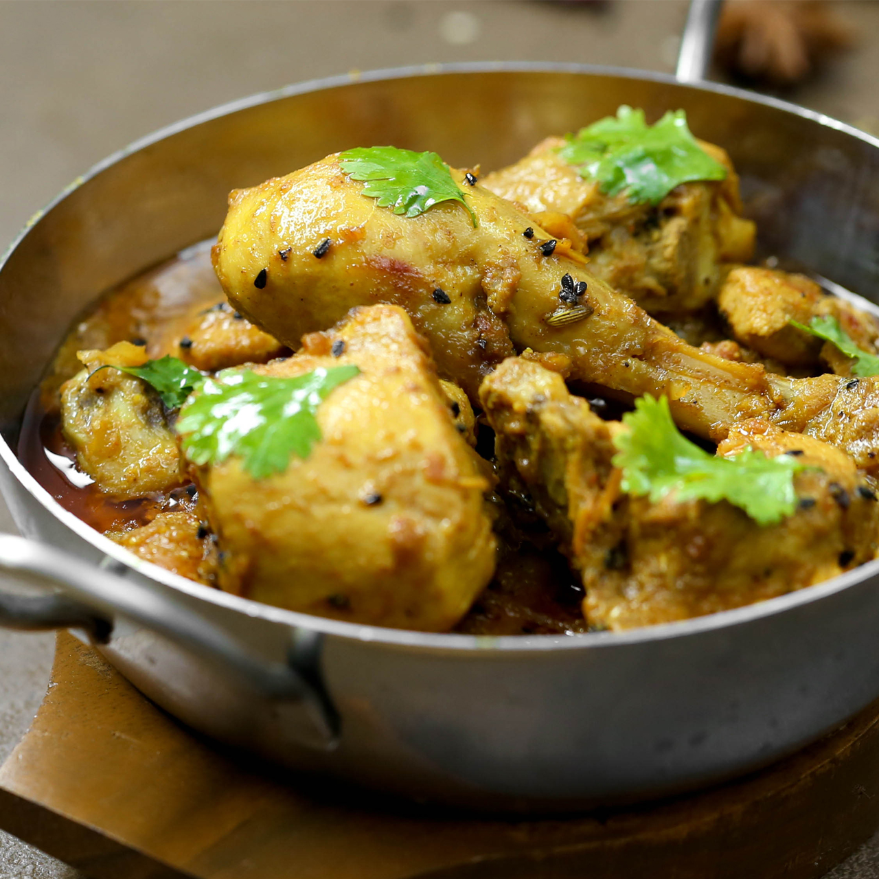Achari Chicken Salan