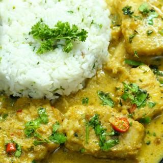 Balti Fish