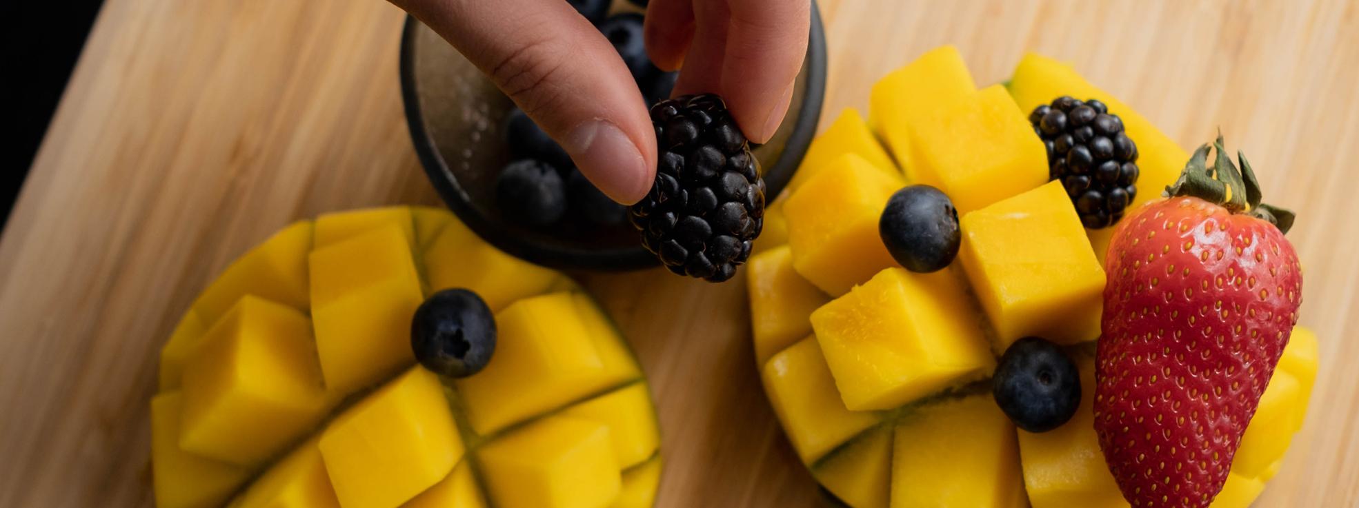 Health Benefits of Eating Mangoes