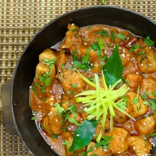 Parsi Red Chicken Curry