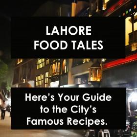 Lahore Food Tales