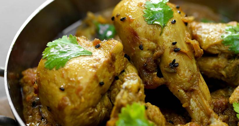 Achari Chicken Salan