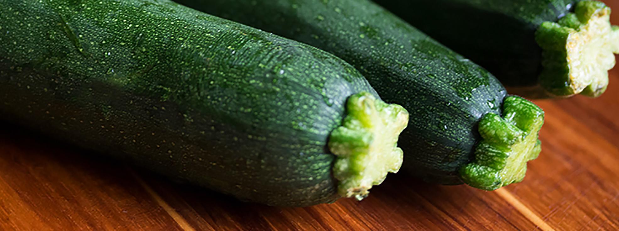 How To Cut A Zucchini