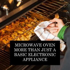 مائیکرو ویواوون ایک بنیادی برقی آلے سے کچھ زیادہ کارآمد