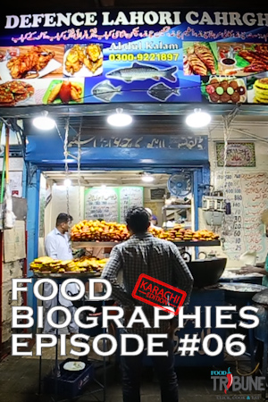 Food Biographies Episode #06