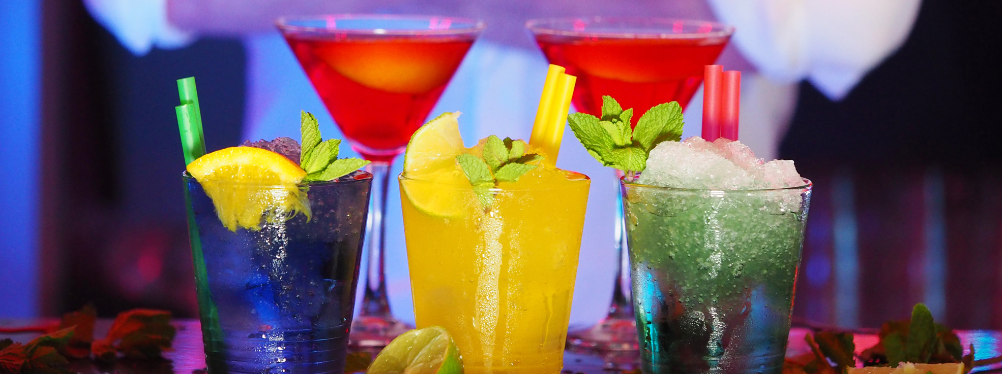 Four Amazing Summer Drinks To Help You Beat The Heat