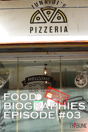 Food Biographies Episode #03