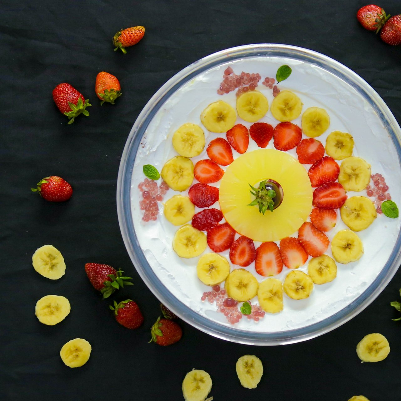 Fruit Trifle
