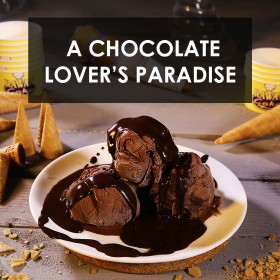 A Chocolate Lover's Paradise