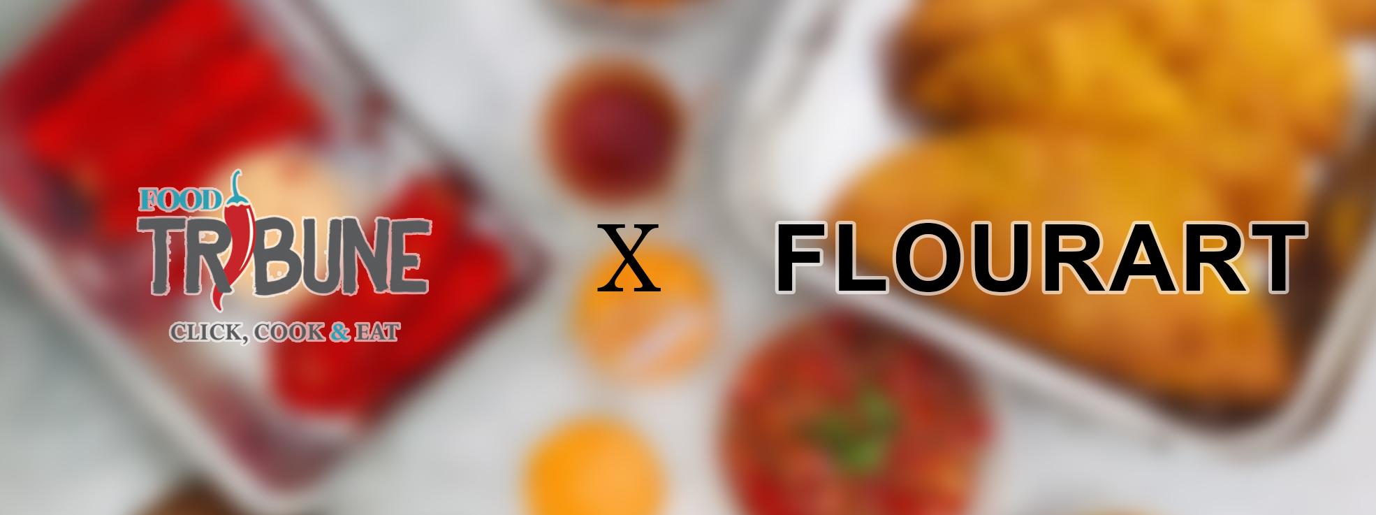 A Journey Of Flourart By Food Tribune
