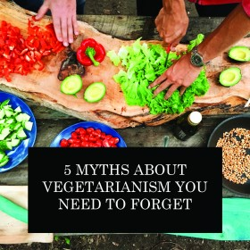 سبزی خوری کے بارے میں 5 مفروضے جنہیں بھولنے کی ضرورت ہے
