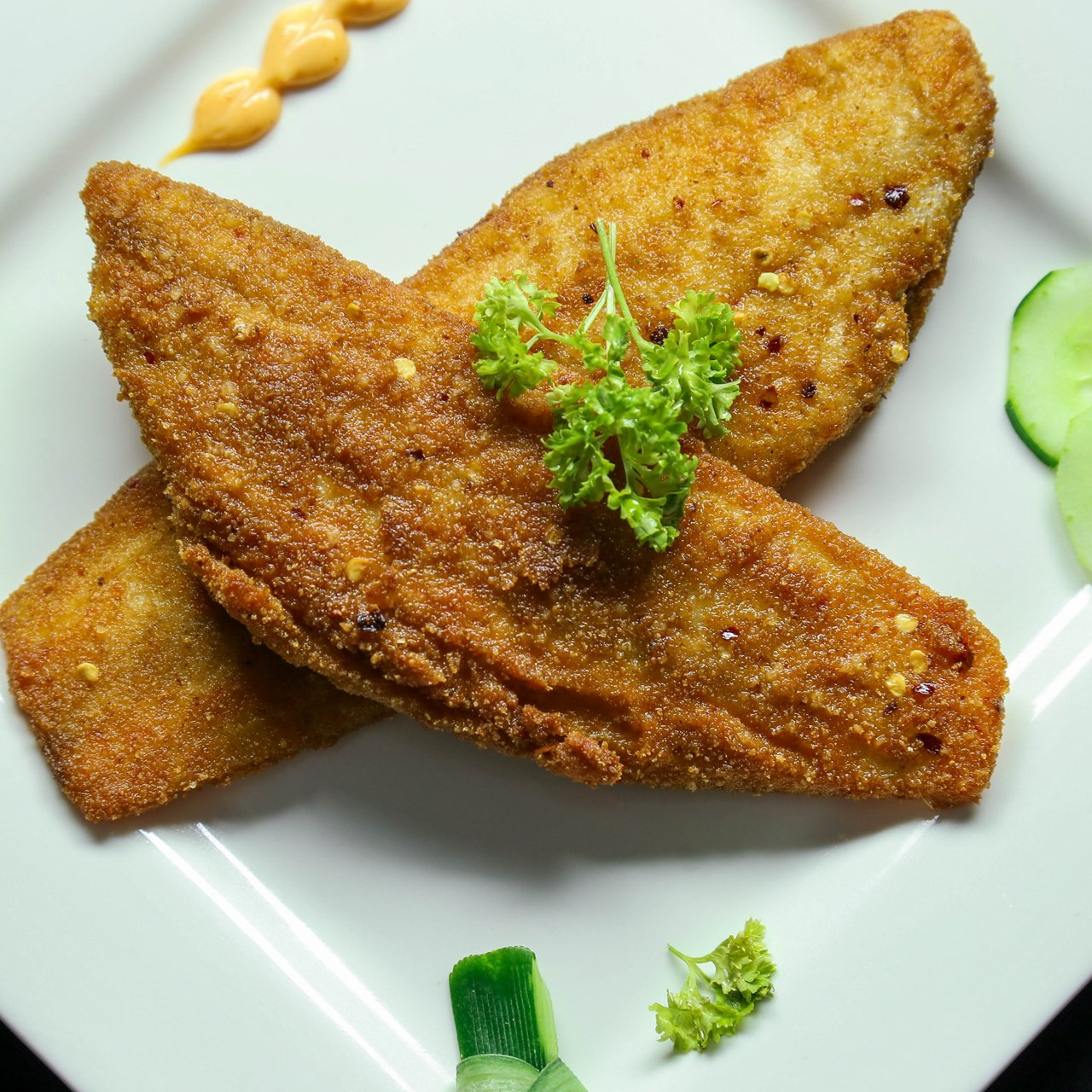 Bohra Fried Fish