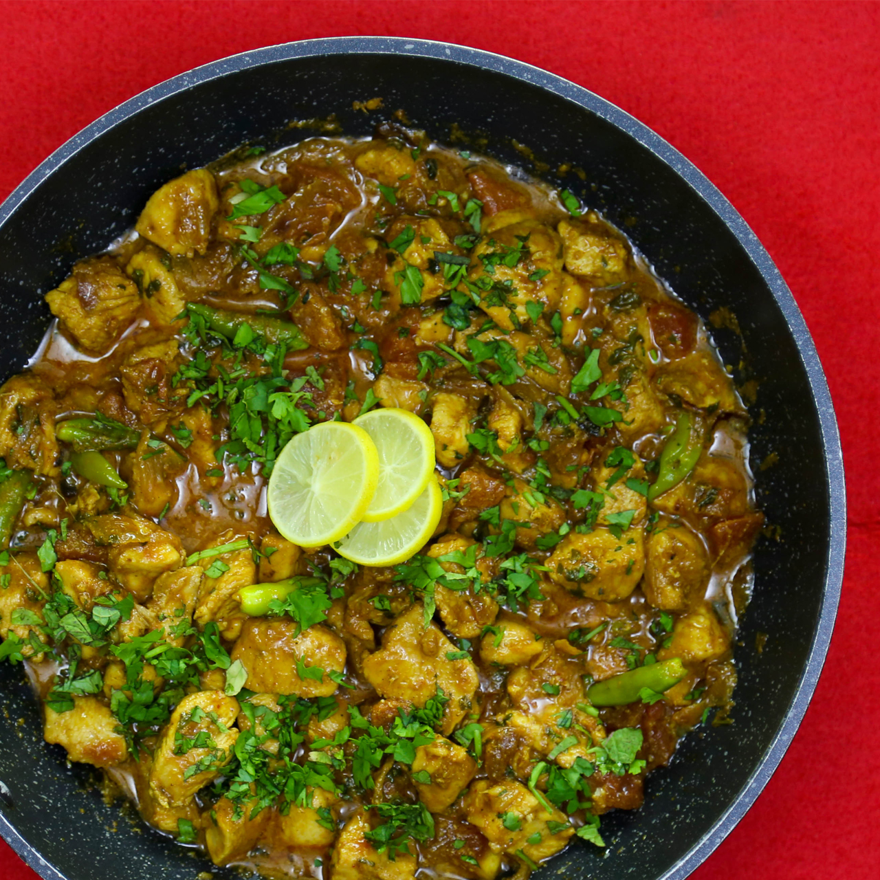 Tava Chicken