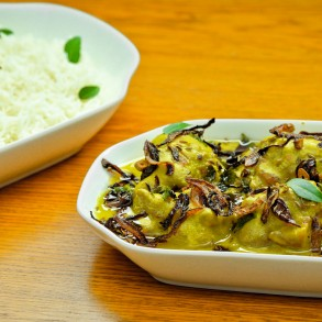 Curry Pakora