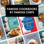 مشہور شیفس کی لکھی ہوئی کھانے پکانے کی مقبول ترین کتابیں: