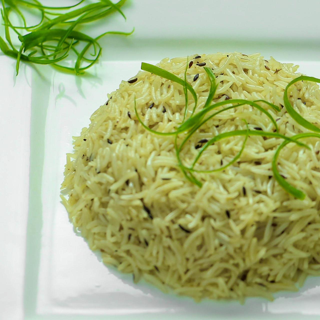 زیرے والے چاول