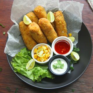 Chicken Finger Kabab