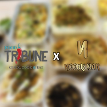 When Noodle Bar Takes Over Food Tribune