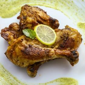 ہریسہ چکن روسٹ