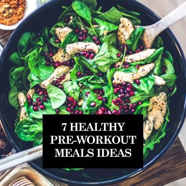 ورزش سے پہلے کھانے کے لیے7 صحت مند غذائیں