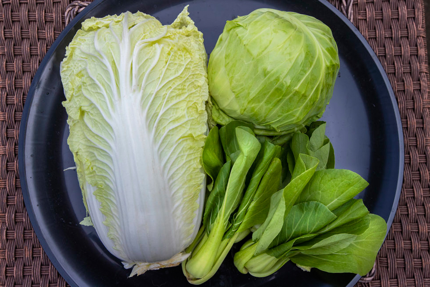 HOW TO CUT A CABBAGE
