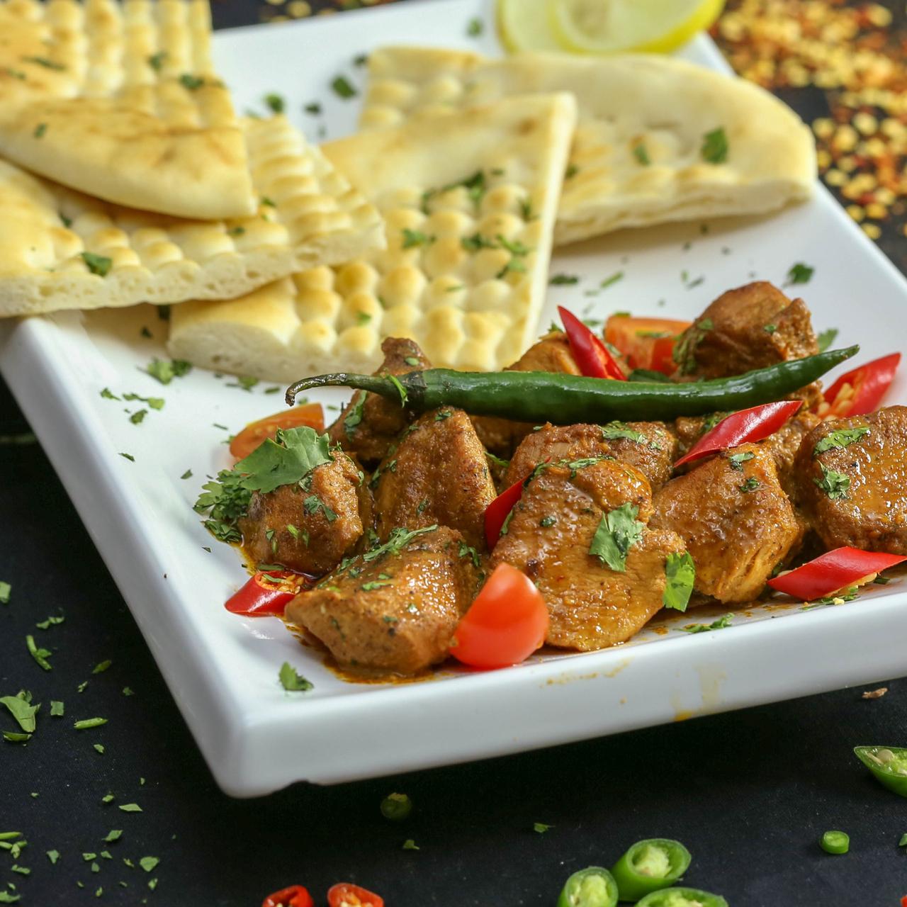 Hyderabadi Chicken