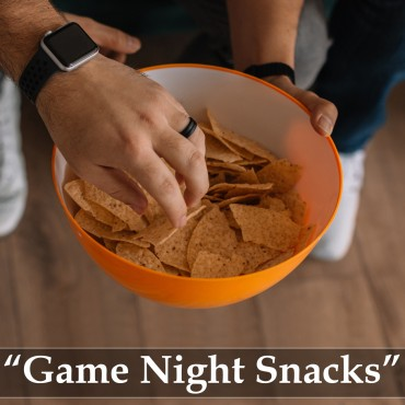 Game Night Snacks