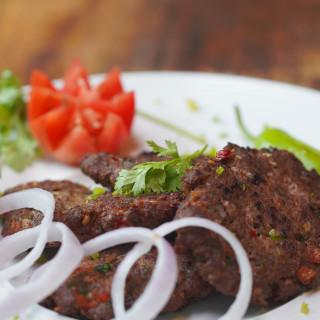 Peshawari Chapli Kabab